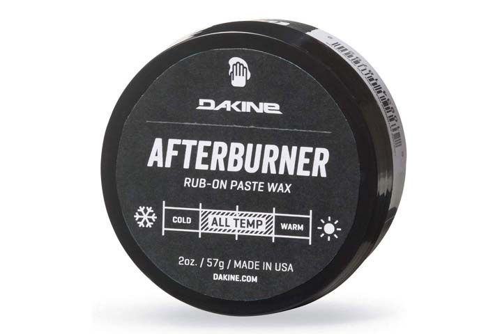 Dakine Afterburner Rub-On Paste Wax