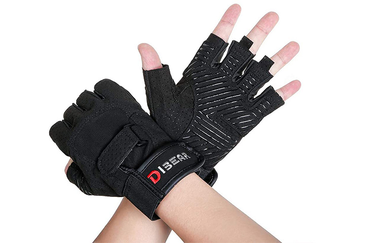 DiBear Workout Gloves