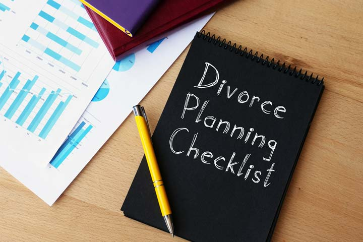 Divorce Checklist What You Need To Prepare For Your Divorce-1