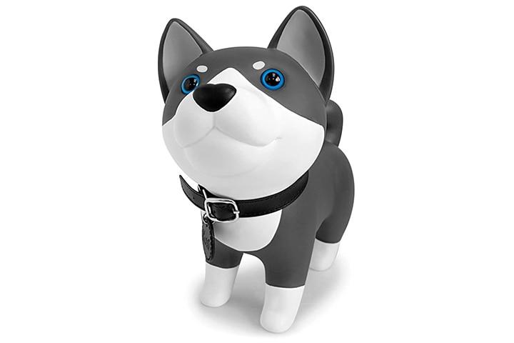 DomeStar Cute Dog Bank