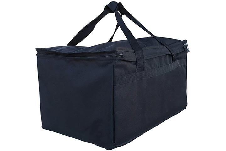 Earthwise Insulated Grocery Food Delivery Bag