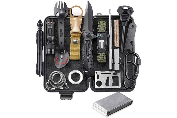 Eiliks Survival Gear Kit