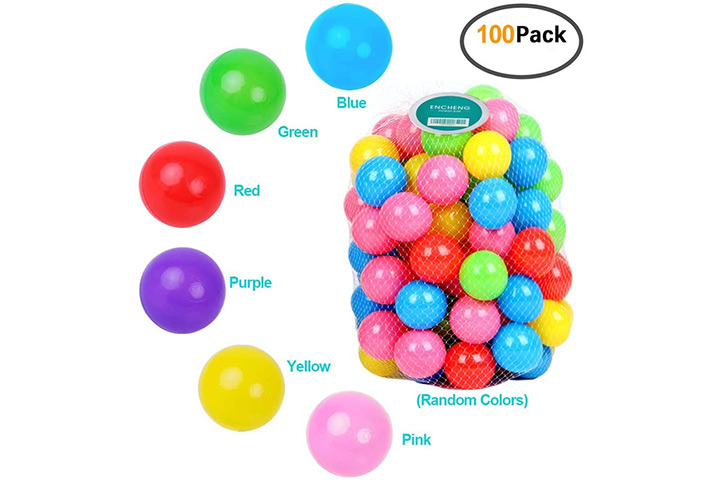 Encheng Color Ocean Balls