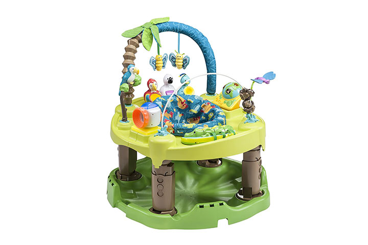Evenflo Exersaucer Triple Fun Active Learning Center