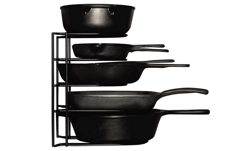 Extreme Matters Heavy Duty Pots and Pans Organizer
