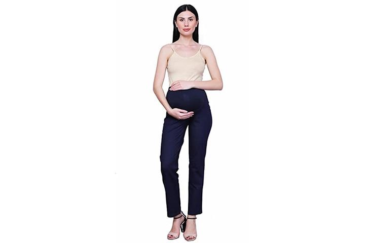 Finesse maternity denim pants