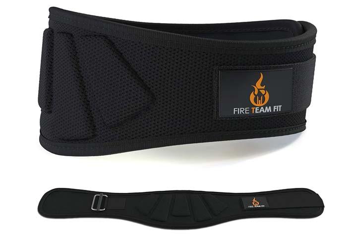 Fire Team Fit Weight Lifting Belt