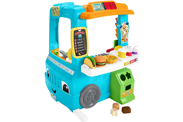 Fisher-Price Laugh & Learn Servin Up Fun
