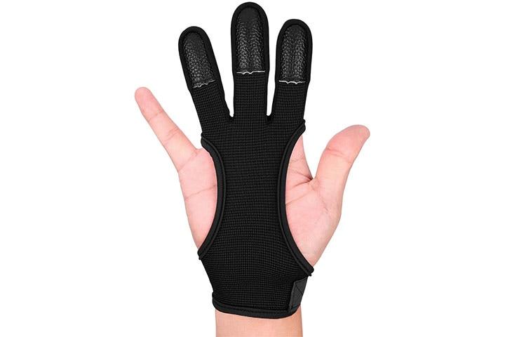FitsT4 Sports Archery Gloves