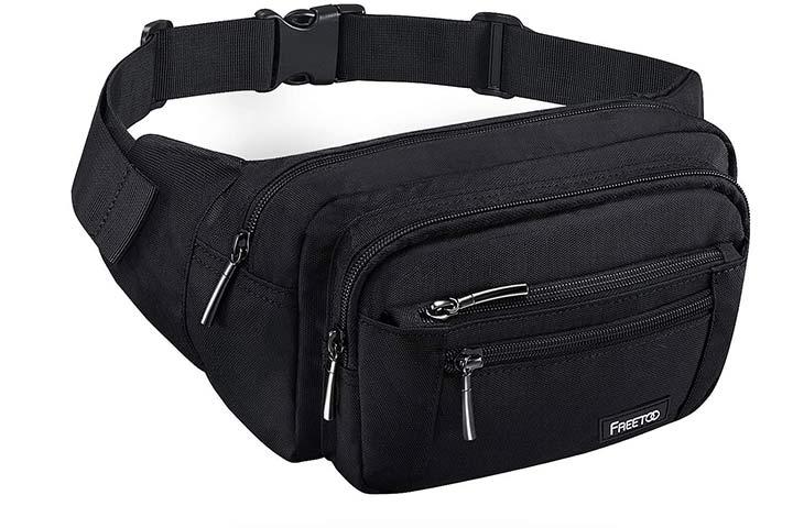 Freetoo Waist Pack Bag Fanny Pack