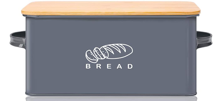 G.a HOMEFAVOR Bread Box For Kitchen