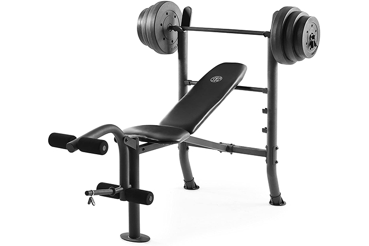 Golds Gym XR 8.1 Combo GGBE99517 Weight Bench