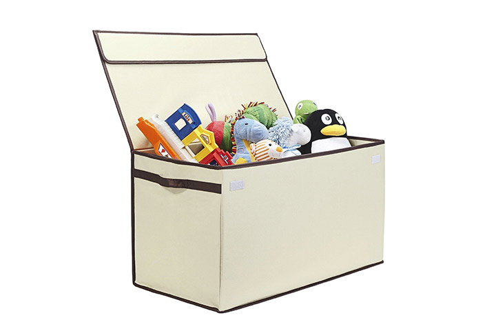 Great Useful Stuff Bigger, Sturdier Toy Chest