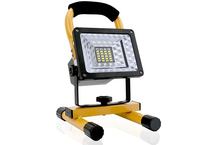 Hallomall Spotlights Work Lights