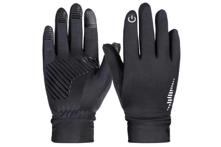 Hi Cool Thermal Driving Gloves