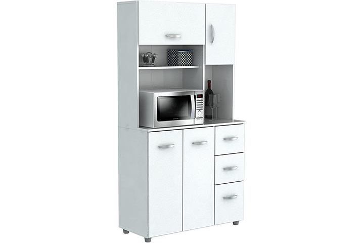 HomeRoots Kitchen Storage Cabinet