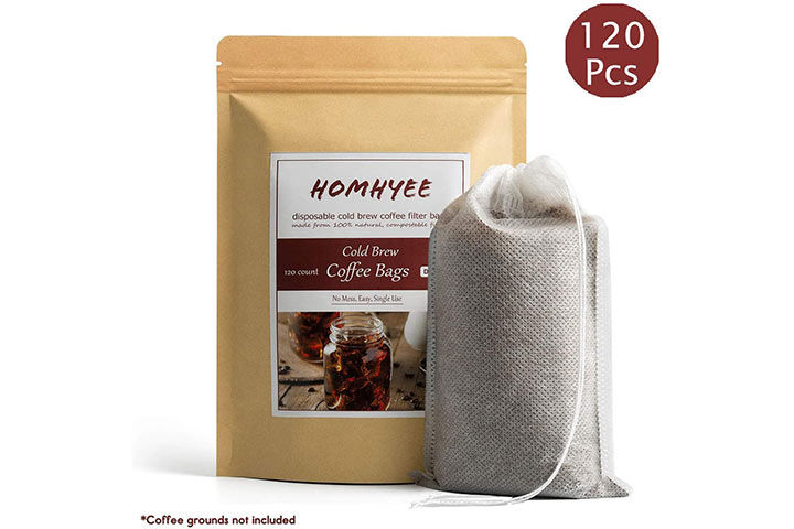 Homyhee No Mess Cold Brew Coffee Filters