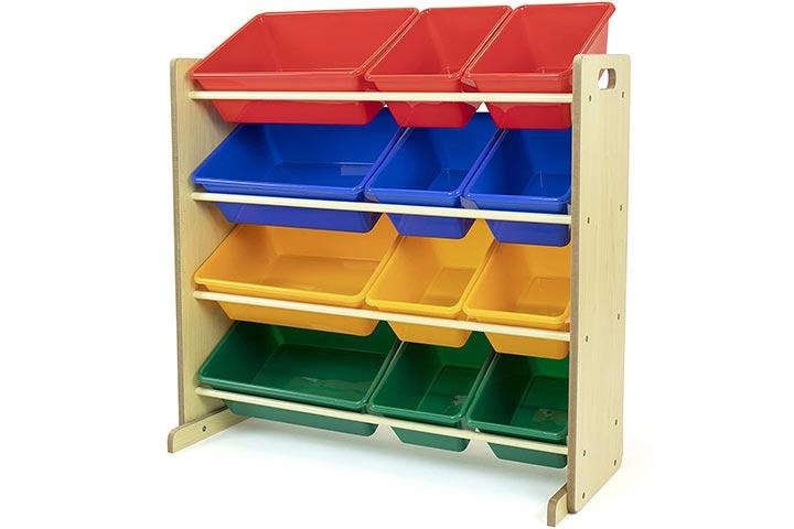 Humble Crew NaturalPrimary Kids' Toy Storage Organizer