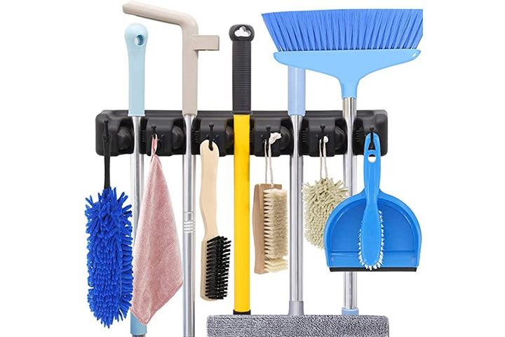 Hyrix Direct Mop and Broom Holder
