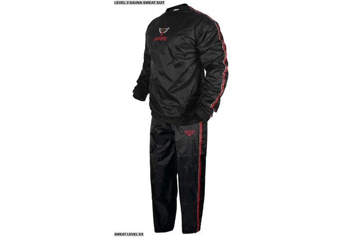 Jayefo Level 2 Sauna Sweat Suit