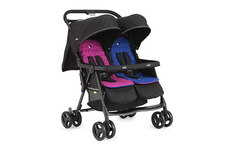 Joie Stroller Aire Twin