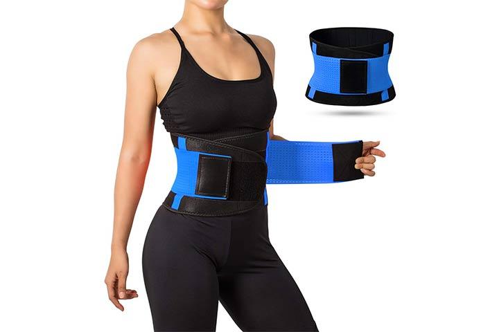 Jueachy Waist Trainer Belt for Women