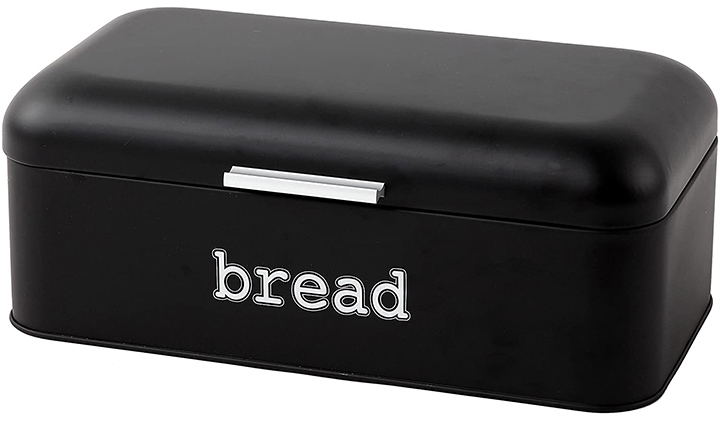 Juvale Stainless Steel Bread Box
