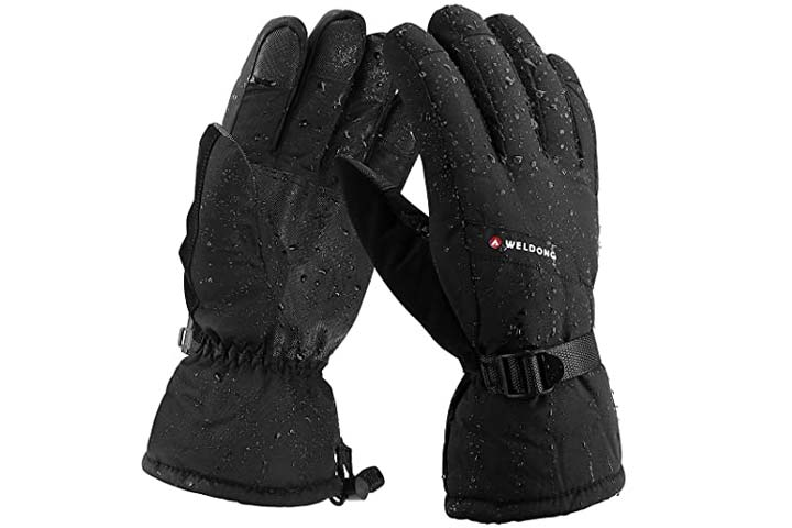 Keegud Ski Gloves for Men and Women