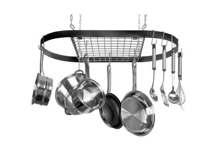 Kinetic Store Black and Silver Rack