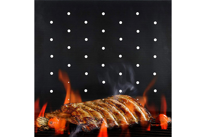 Kitchemy BBQ Grill Mat