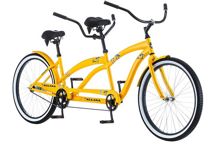 Kulana Lua Tandem Adult Beach Cruiser Bike