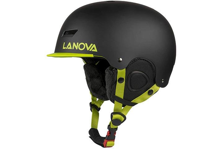 Lanovagear Ski Helmet