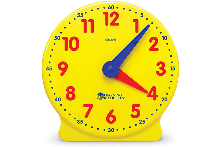 Learnings Resources Big Time Student Clock