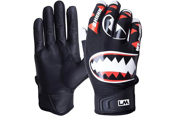 Loudmouth Baseball Batting Gloves