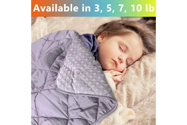 MAXTID Weighted Blanket For Toddler