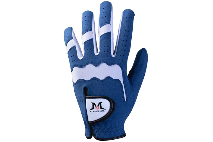 MAZEL Premium Men's Golf Gloves