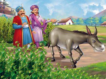 अकबर-बीरबल और जादुई गधे की कहानी  | Magical Donkey Story