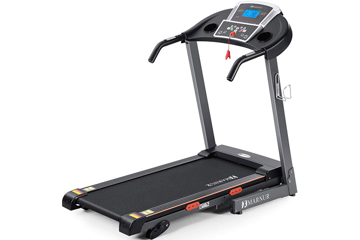 Marnur Treadmill Electric Folding Treadmill