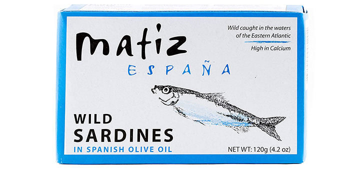Matiz Sardines In Olive Oil