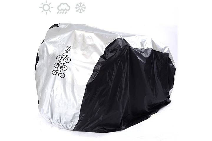 Maveek Bicycle Cover for 3 Bikes