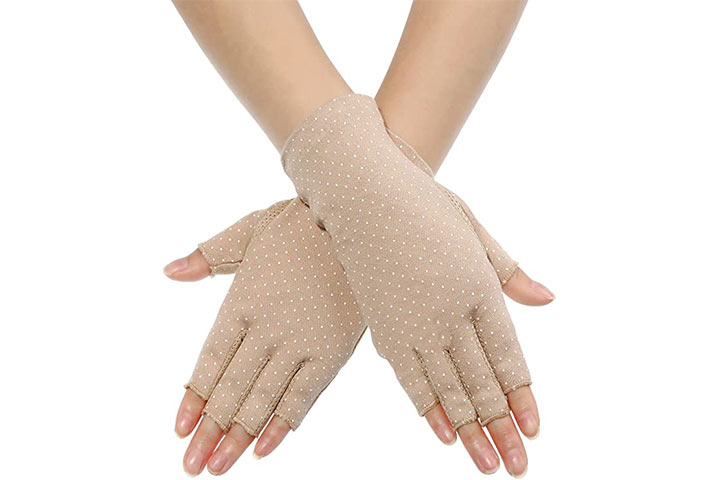 Maxdot Summer Gloves For Sun Protection