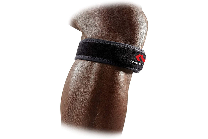 Mcdavid Knee Support Strap - Black