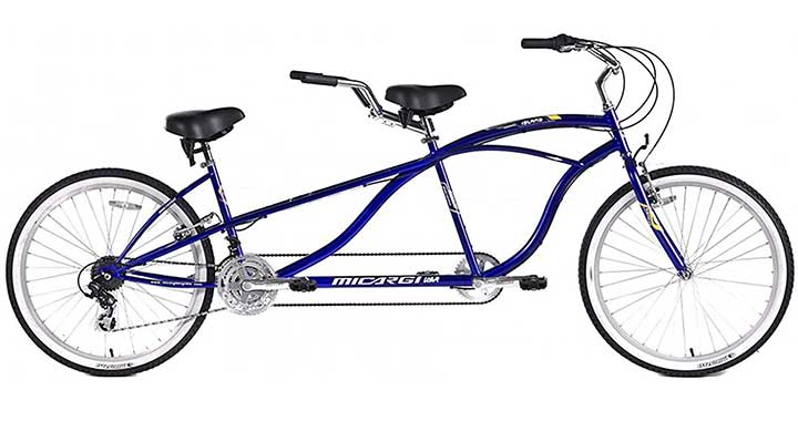Micargi Island Tandem Bicycle