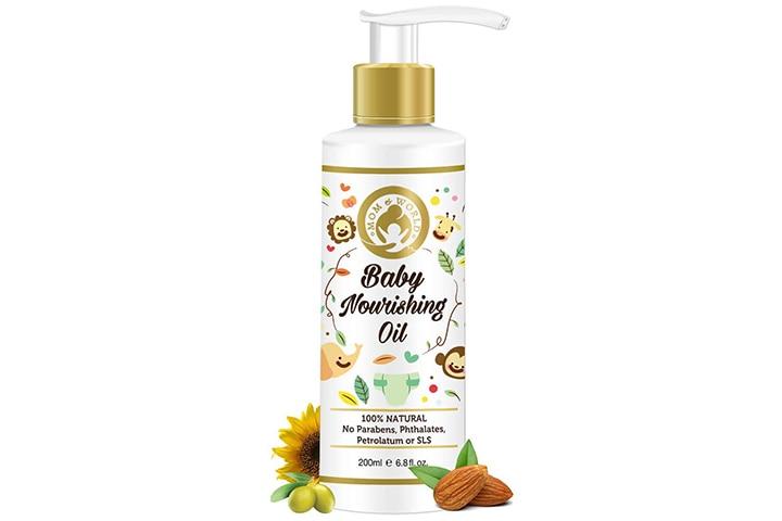 Mom & World Baby Nourishing Oil