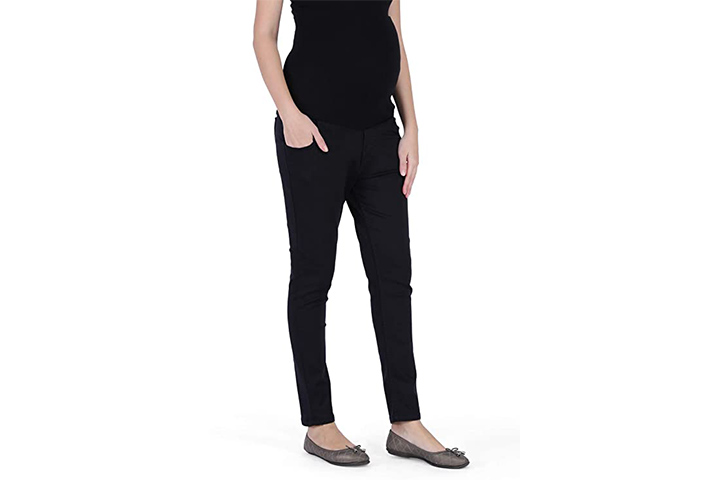 Mom to be maternity jeans