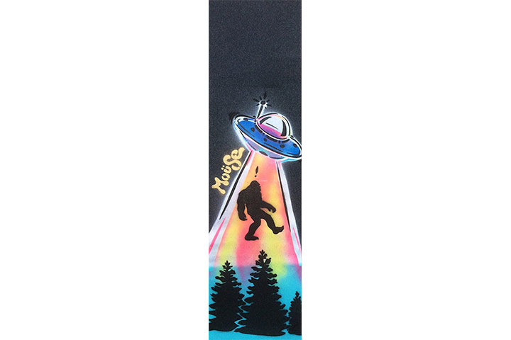 Mouse Movement Bigfoot Mouse Skateboard Grip Tape