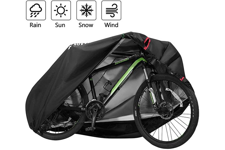 Movtotop Bike Cover