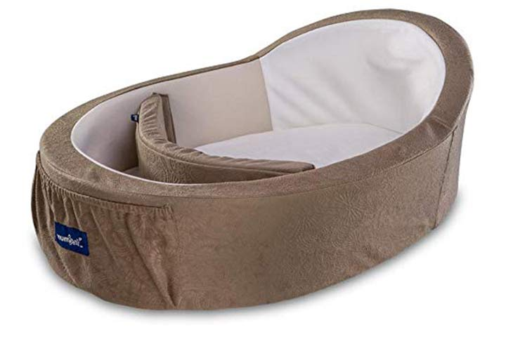 Mumbelli – The Only Womb-Like and Adjustable Infant Bed