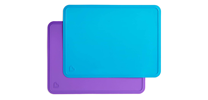 Munchkin Silicone Placemats for Kids