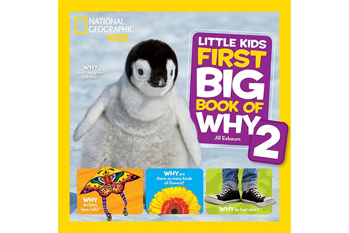 National Geographic Kids - Little Kids First Big Book of Why-2